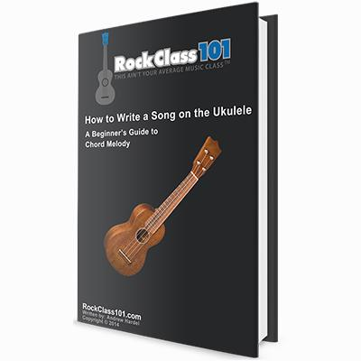 How to Write a Song on the Ukulele: eBook & Video Lesson