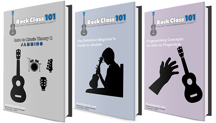 Rock Class 101 - The Best Online Ukulele Lessons Experience